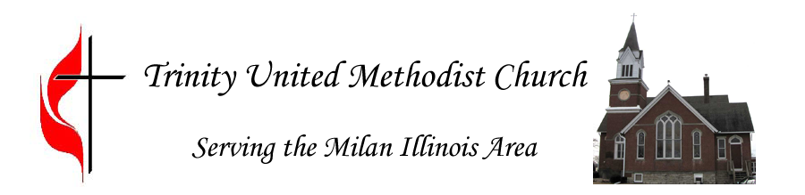 Trinity United Methodist Church: Serving the Milan Illinois area
